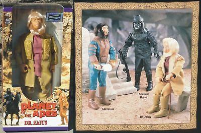 """Planet Of The Apes 12"""" Action Figure DR. ZAIUS"""