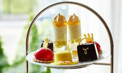 Royal Afternoon Tea for Up to Four, at 5* InterContinental Park Lane (40% Off)