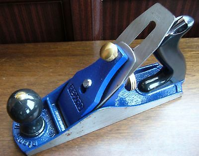 Irwin Record 04 Smoothing Plane 2 in ""