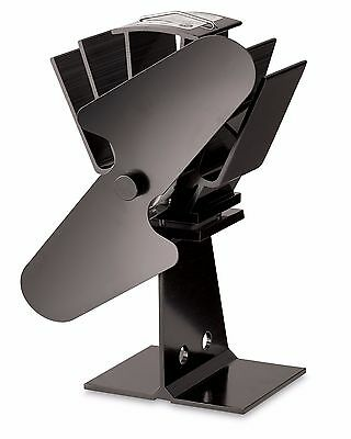 Stove Fan Heat Powered and Silent running, Wood Burner Eco NEW