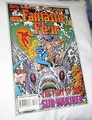 THE FANTASTIC FOUR 3 Jan  The Fury of the Sub-Mariner