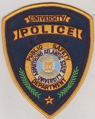 USA-Armstrong Atlantic State University Police patch