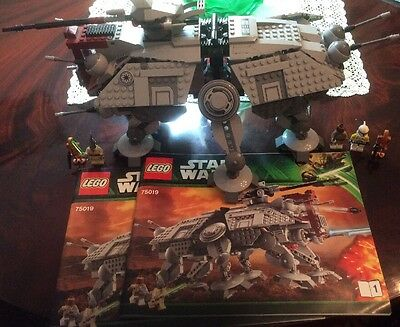 LEGO Star Wars Tm 75019 - At-Te COMPLETO
