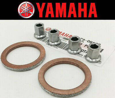 Exhaust Manifold Gasket Repair Set Yamaha XT600 1992-2002 (Incl. Nuts)