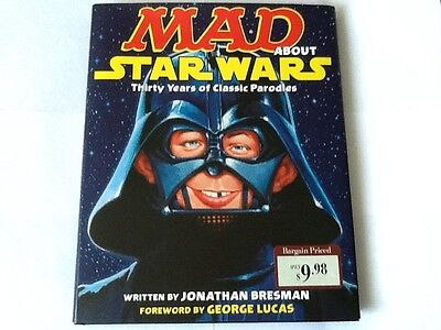 MAD About Star Wars Hardcover