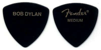 BOB  DYLAN  ~  Bob Dylan  Guitar Pick Tour 2000  Plektrum cd Plectrum  RARE !!!