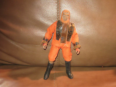 Planet of the Apes Mego Oranguantang Orange Suit