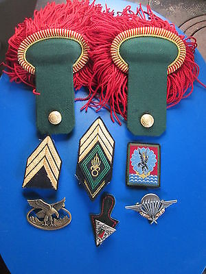 French Foreign Legion Etrangere 2 REP-current 2012-16-ceremony- size M-SCh + 5yr
