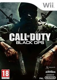 Call of Duty: Black Ops (Nintendo Wii, 2010) PAL UK **BRAND NEW & SEALED!!**