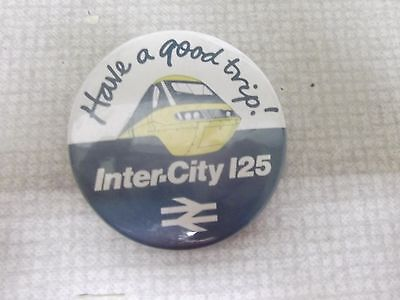 Inter City 125 Train  Badge