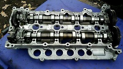 Vauxhall Vivaro Renault Trafic Camshafts With Rocker Cover Complete 2.0 Dci M9R