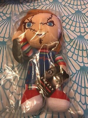 Star Images Chucky 8-Inch Plush Action Figure