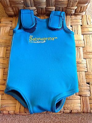 Baby Warmer Thermal BABY WETSUIT : 6 -12 Months