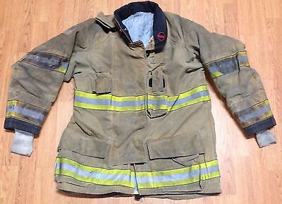Globe G-Xtreme Jacket Turnout Gear 44 x 36 Mfg. 2010