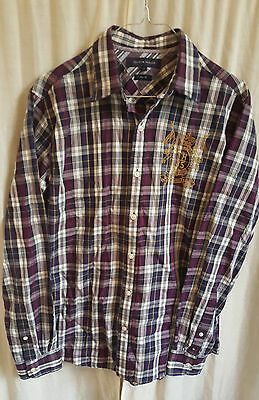Superbe chemise homme Tommy Hilfiger taille 1