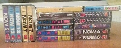 Now thats what I call music job lot + other 80s classics