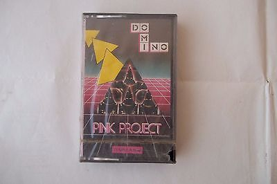 """Pink Project """"domino"""" Musicassetta 50 Br 74200 Double Album Sealed"""