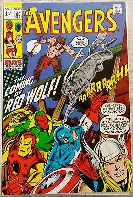 RED WOLF COMIC COLLECTION , (MARVEL / 12 ISSUES - 1970 to 1973 / VFN- / FN- /eb)