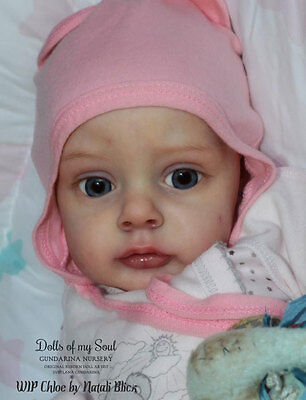 Sold Out~L.e~Doll Kit~Chloe~By Natali Blick~Not A Reborn Baby~Mimadolls