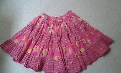 Girls Matalan Skirt age 8-9 years, Very Pretty