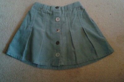 Girls Next Corduroy Skirt age 3-4 years