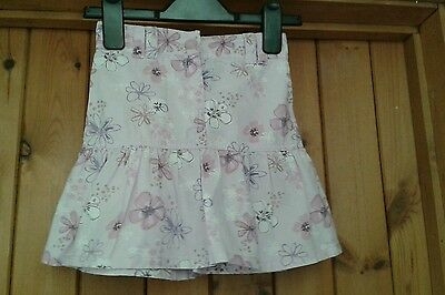 Girls Next Floral Skirt Age 3-4 Years, IMMACULATE!!