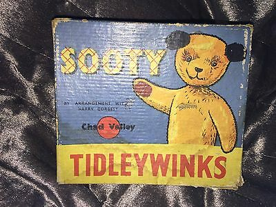 Sooty Tidleywinks Harry Corbett - Rare
