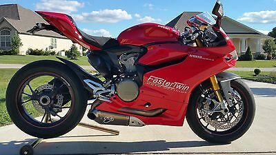 2012 Ducati Superbike  2012 Ducati Panigale 1199S ABS