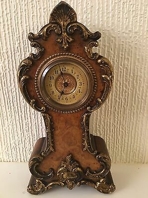 Magnificent Walnut Cased Clock By The BUCC company