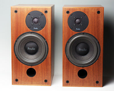 ProAc Studio 100 High Quality Monitor Loudspeakers Made in England   Perfect!!!