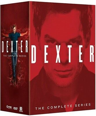 Dexter: The Complete Series [New DVD] Boxed Set, Dubbed, Slipsleeve Packaging,