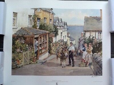 """E R Sturgeon Limited Edition Print """"The Royal Mail"""""""