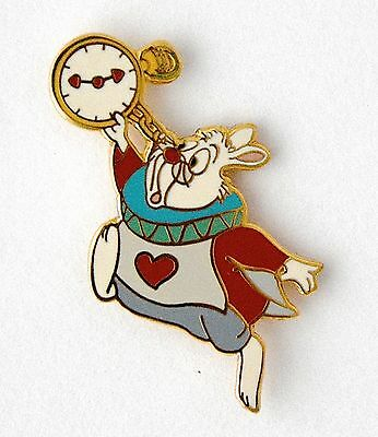 Alice in Wonderland Disney Pin #467 White Rabbit