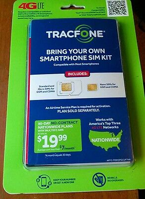 Tracfone (New Bring Your Own Smart Phone Kit)