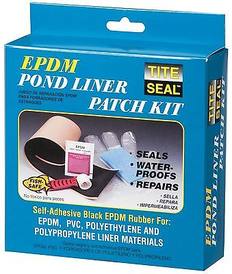 CoFair Products Inc PLKIT Self Adhesive EPDM Rubber Pond Liner Patch Kit... NEW!
