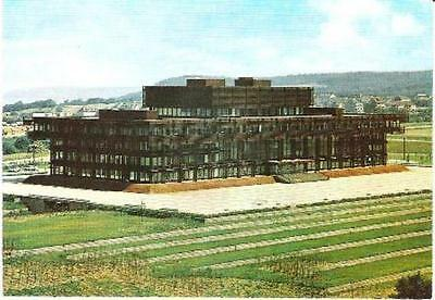 Luxembourg City - European Court of Justice building - postcard c.1970s
