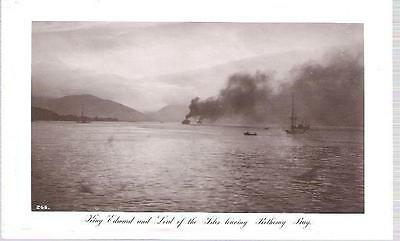 Rothesay Bay - King Edward & Lord of the Isles steaming - Davidson RP