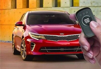 2016 KIA Optima Remote Start Push Button D5F57 AC000