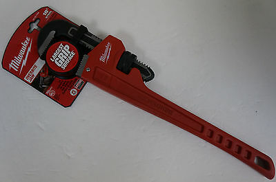 Milwaukee 48-22-7118 18 in. Steel Pipe Wrench New