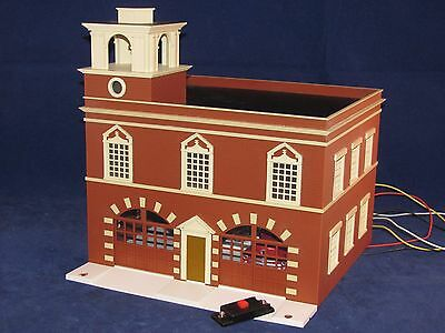 Lionelville  Firehouse # 24182