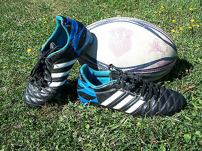 chaussures rugby ADIDDAS taille 39 1/2