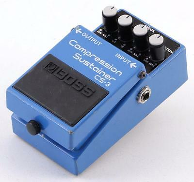 Boss CS-3 Compression / Sustainer Guitar Effects Pedal PD-2232