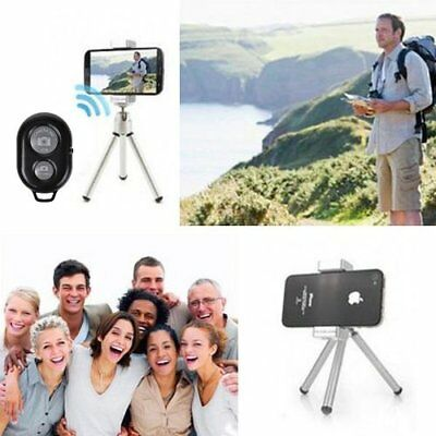 Wireless Remote Control Bluetooth Selfie GO Camera Shutter for Monopod US iPhone