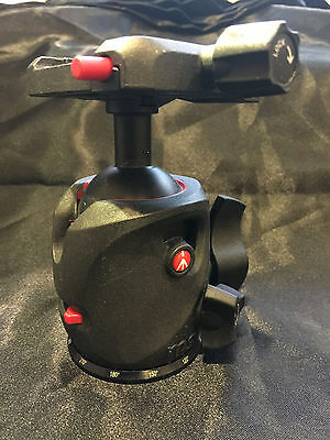 Manfrotto MH054M0-Q6 Magnesium Ball Head with Q6 Top Lock Quick Release