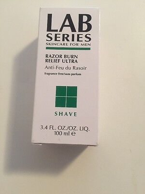Lab Series Skincare For Men Shave Razor Burn Relief Ultra 100 Ml