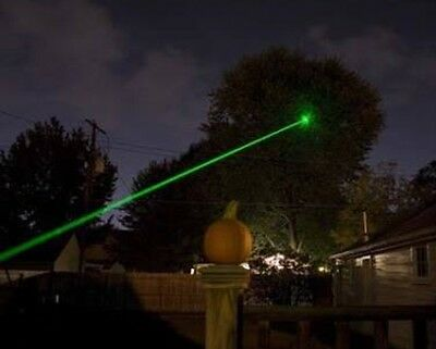 Powerful Green Laser Pointer 532nm  1mw Power Output 100% LEGAL IN AUSTRALIA