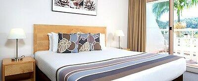 EASTER 2017 at Coffs Harbour. Studio for two at Wyndham Terraces Resort.