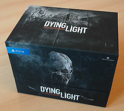 Dying Light Collector's Edition PS4 BRAND NEW
