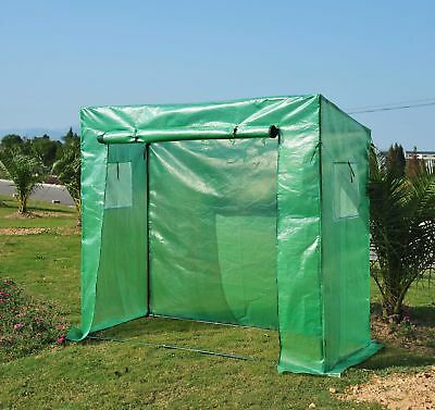 "79"" x 30"" Large Greenhouse Flower Vegetables Plant Warm Grow House Shed Portable"