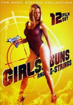 Girls, Guns and G-Strings: The Andy Sidaris Collection [New DVD] Boxed Set